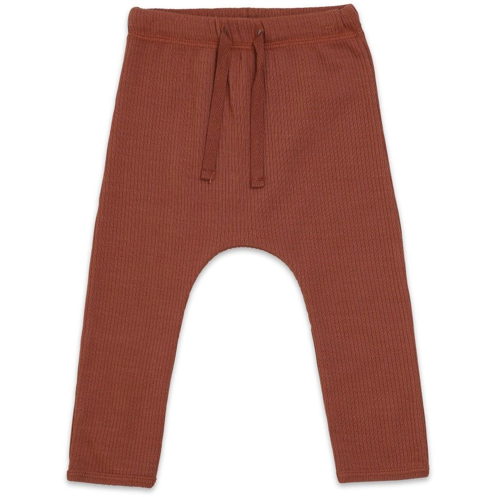 Image of   Konges Sløjd leggings, Kaya Deux - Toffee