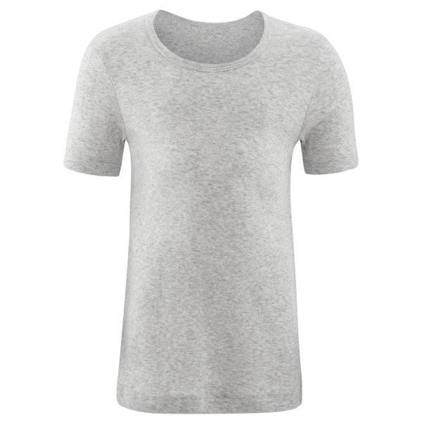 Living Crafts t-shirt - Grå Melange