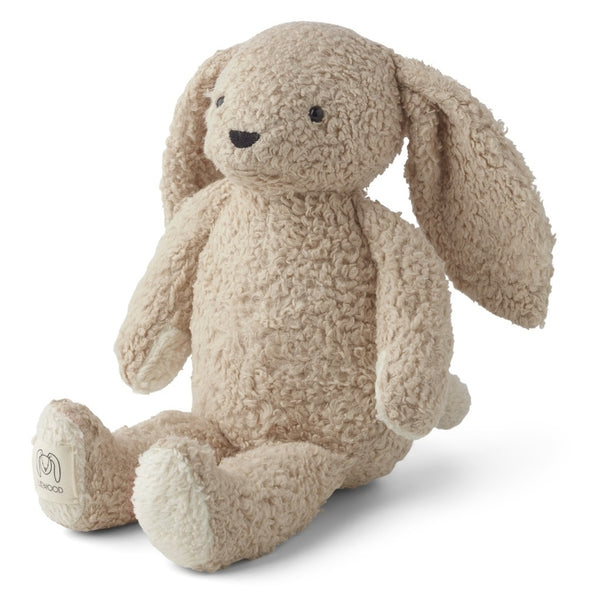Liewood bamse, Fifi the rabbit - Pale Grey