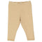 Serendipity bukser/leggings, baby - Honey/Offwhite
