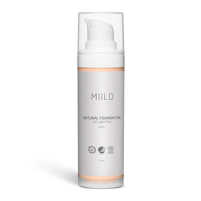 Miild Mineral Foundation - 02 - Light Plus Wind