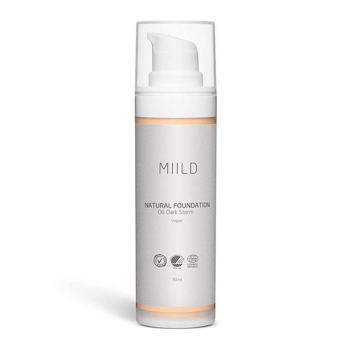 Miild Mineral Foundation - 06 - Dark Storm