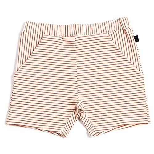 MONKIND shorts - Red Stripe