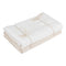 Naturebaby ØKO stofbleer, 80x80 - Bright White