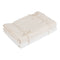Naturebaby ØKO stofbleer, 80x80 - Natural White