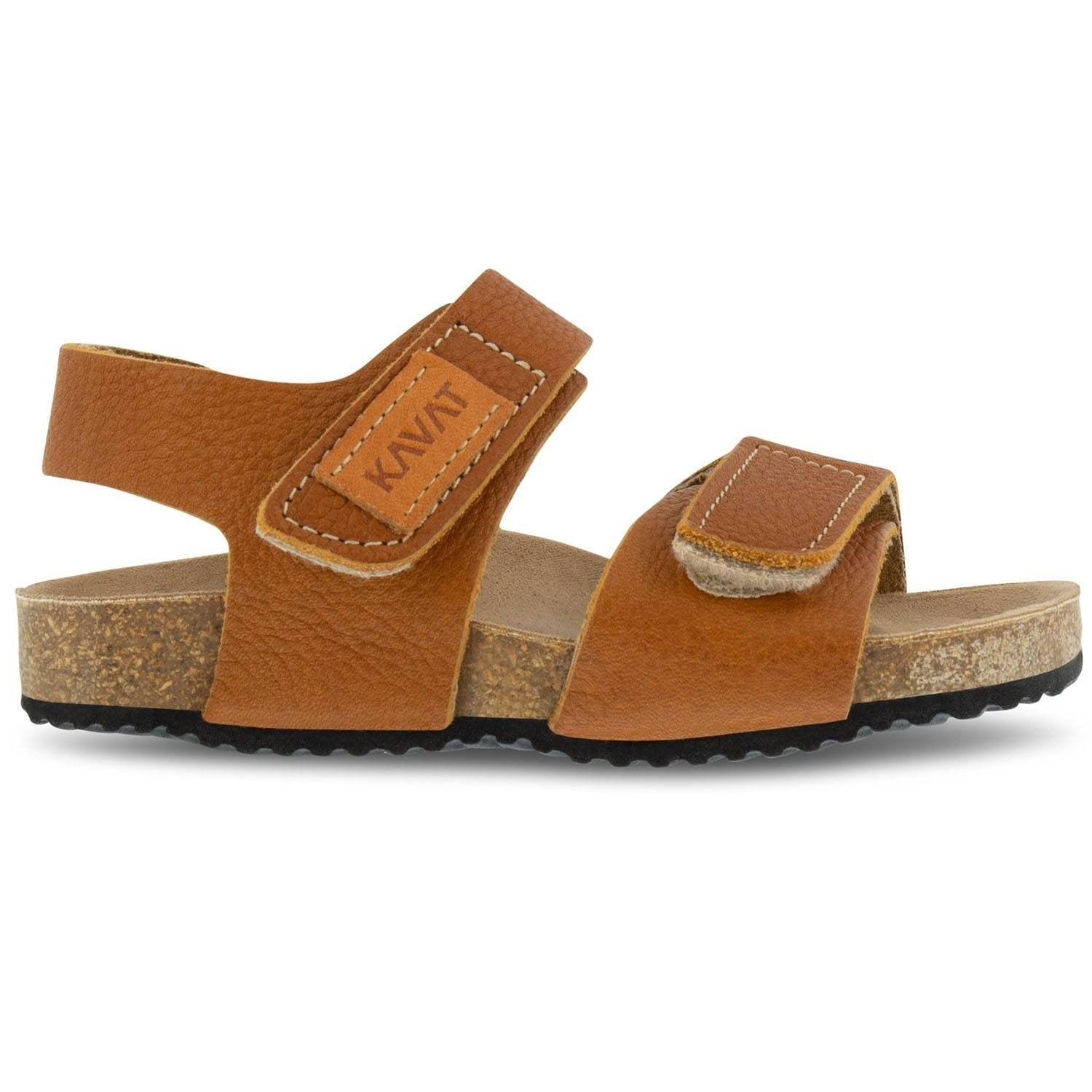 Image of   Kavat sandal, Bomhus - Light Brown