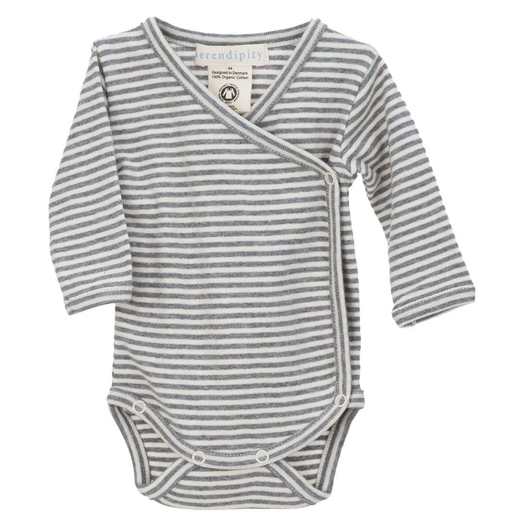 Image of   Serendipity body til præmatur - Grey/Offwhite