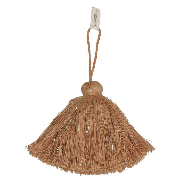 Bonet et Bonet tassel / pynt - Peach Orange