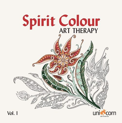 Malebog - Spirit Colour Art Therapy vol. 1