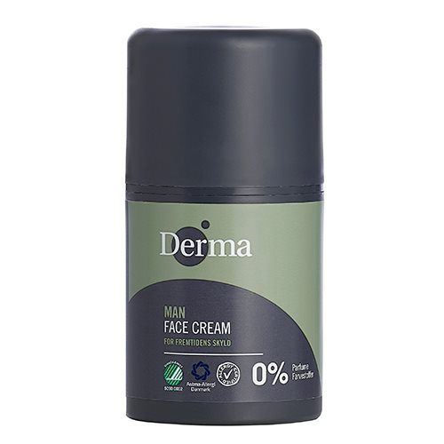 Derma Man face cream, 50 ml.