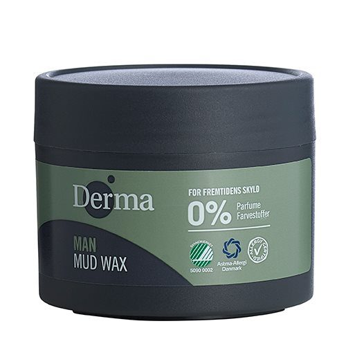 Derma Man mud wax, 75 ml.
