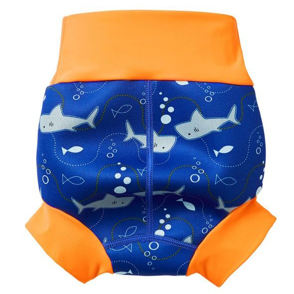Splash About badeble, Happy Nappy - Shark Orange