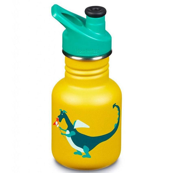 Klean Kanteen drikkedunk, 355ml - Dragon Snack