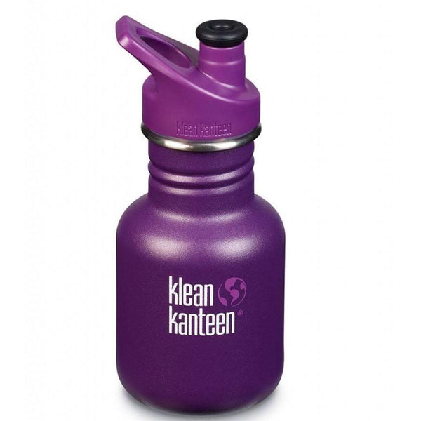 Klean Kanteen drikkedunk, 355ml - Grape Jelly