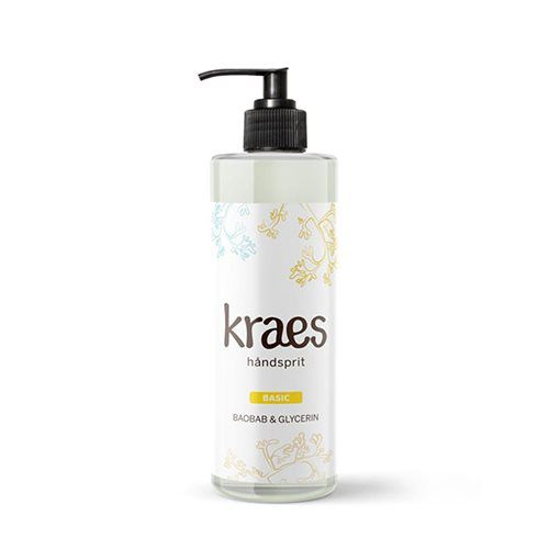 Kraes Håndsprit gel - 150 ml.
