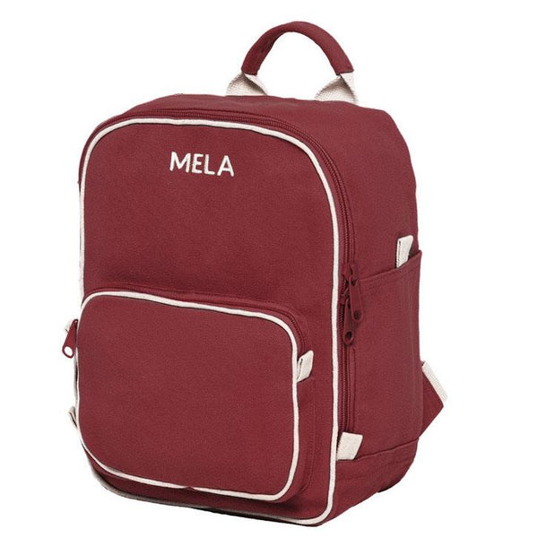 Melawear rygsæk - MELA II Mini - Burgundy red