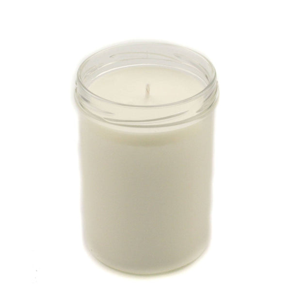 Candles by Nature soyalys i genbrugsglas, 400ml - 50-60timer