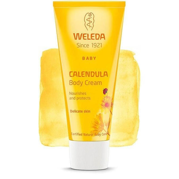Weleda Calendula Moisturizing Body Cream