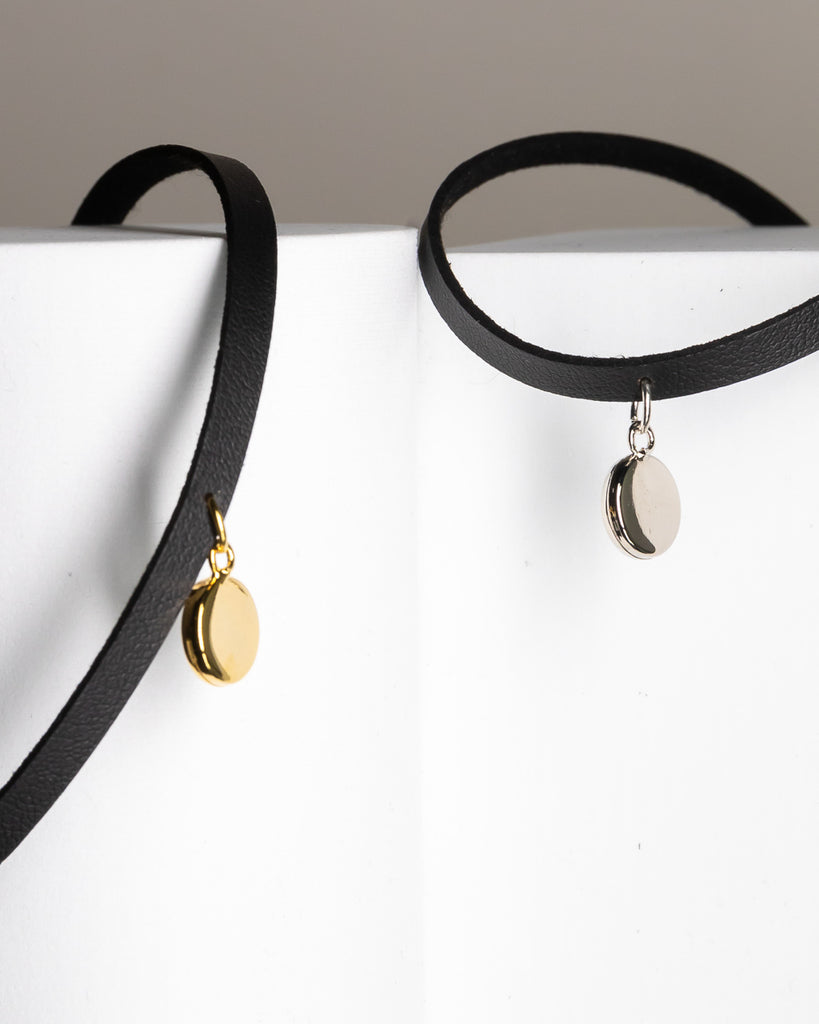 The Leather - Serenity Strap Choker