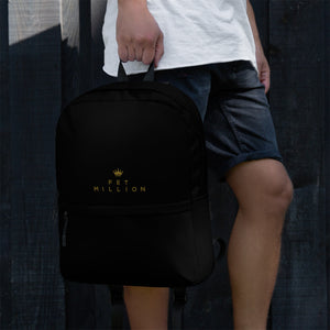 PETMILLION Darkgold Backpack