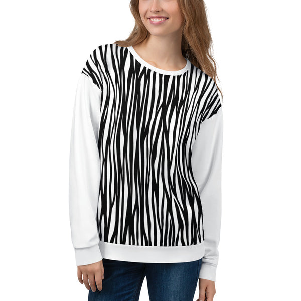 PETMILLION Frozen Zebra Sweater