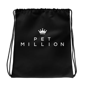 PETMILLION Dark Gymbag