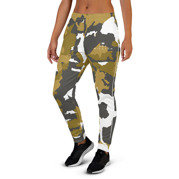 PETMILLION Goldcamo Jogger