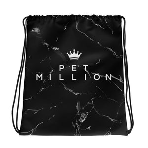 PETMILLION Marble Shadow Gymbag
