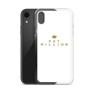 PETMILLION Gold iPhone Case