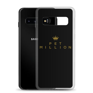 PETMILLION Darkgold Samsung Case