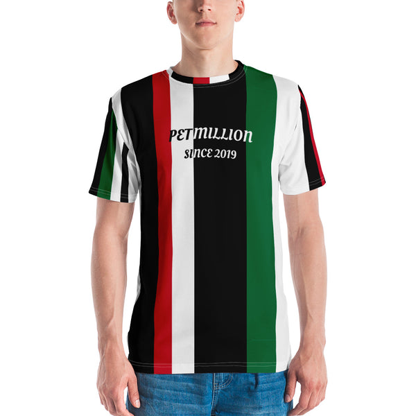 PETMILLION Sizilianstripe Type Shirt