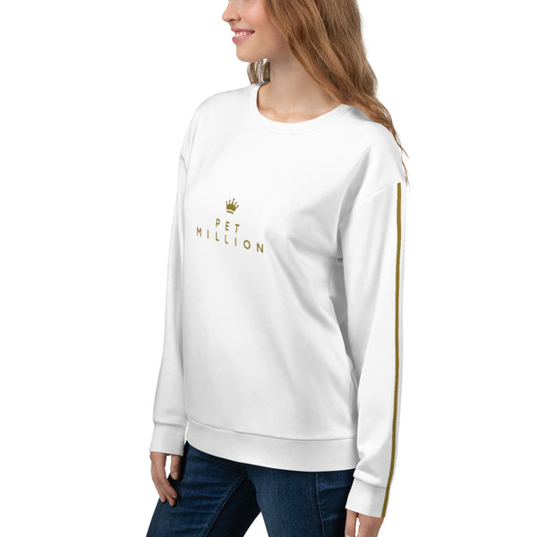 PETMILLION Goldwhite Sweater