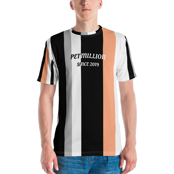 PETMILLION Laranciostripe Type Shirt