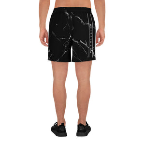 PETMILLION Marble Shadow Athletic Shorts