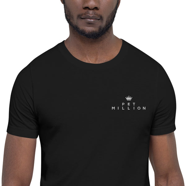 PETMILLION Whitelogo Premium Shirt