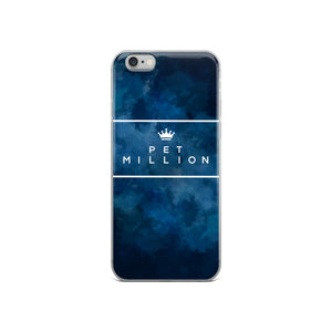 PETMILLION Noblestripe iPhone Case