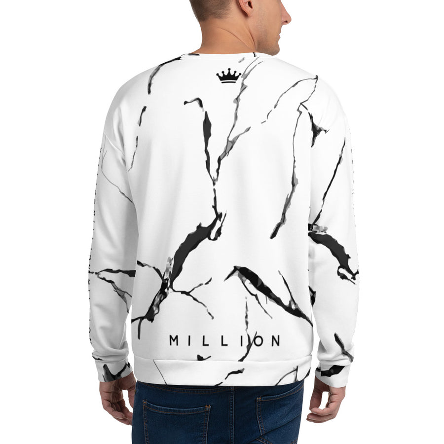 PETMILLION Marble Star Sweater