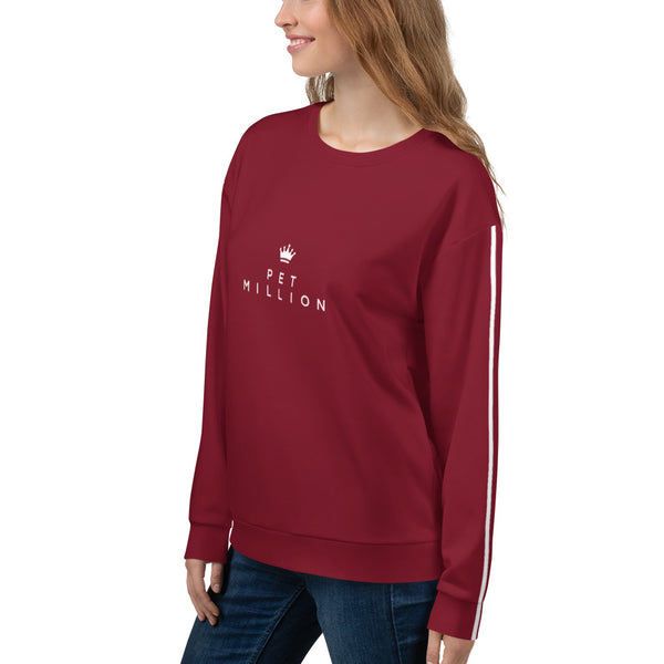 PETMILLION Wine Sweater