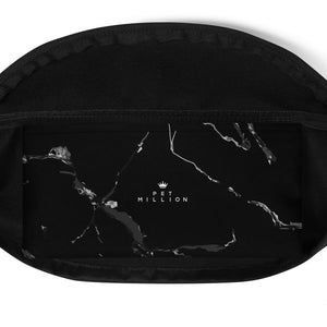 PETMILLION Marble Shadow Fanny Pack