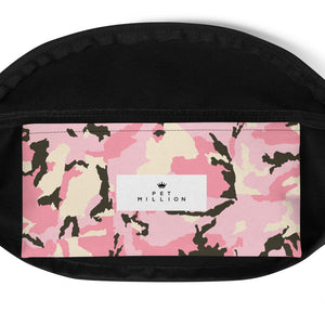 PETMILLION Pinkflair Fanny Pack