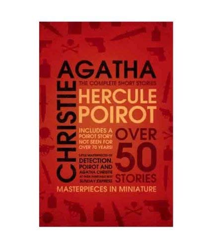 Hercule Poirot: The Complete Short Stories Paperback – 15 Sep 2008 by Agatha Christie - ey-estopper