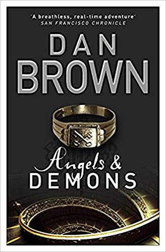 Angels and Demons (Robert Langdon) Paperback – 28 Aug 2009 by Dan Brown  (Author) - ey-estopper