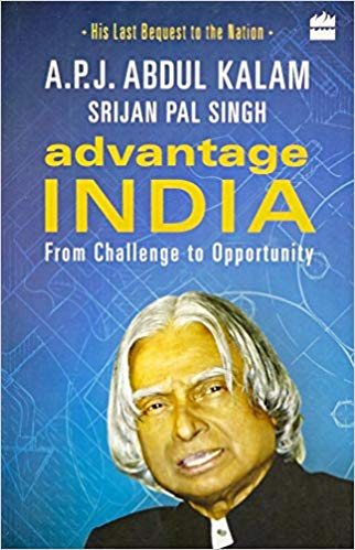 Advantage India: From Challenge to Opportunity  –  by A.P.J. Abdul Kalam - ey-estopper
