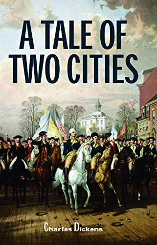 A Tale of Two Cities Paperback – 2018 by Charles Dickens - ey-estopper