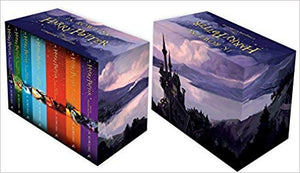 Harry Potter : The Complete Collection (Set of 7 Volumes) - ey-estopper