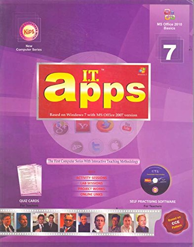 I.T. Apps With Microsoft Office 2007 - 7 - ey-estopper