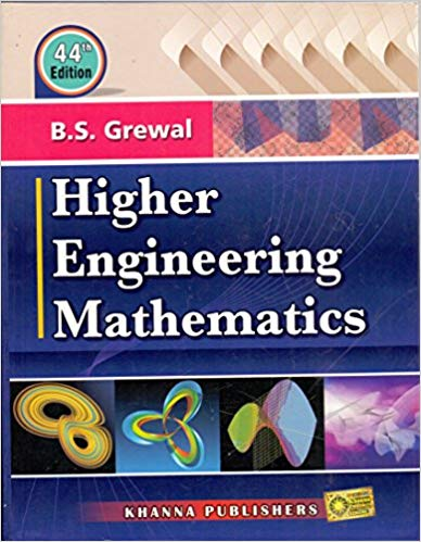 Higher Engineering Mathematics Paperback – by B.S. Grewal - ey-estopper