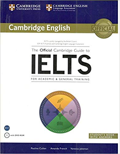 The Official Cambridge Guide To Ielts Student's Book With Answers  – by Pauline Cullen - ey-estopper