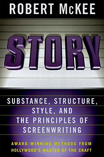 Story: Style, Structure, Substance, and the Principles of Screenwriting Hardcover – by Robert McKee - ey-estopper