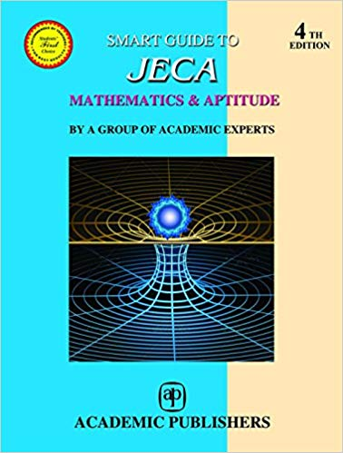 SMART GUIDE TO JECA AND APTITUDE- by A GROUP OF ACADEMIC EXPERTS - ey-estopper